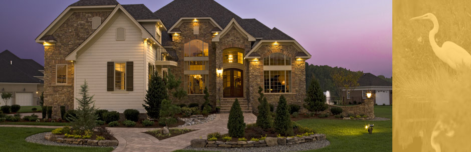Edinburgh meadows luxury custom homes in chesapeake virginia for Builders in va